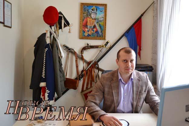 Виталий ПЛОТКО, генеральный директор ООО «Гончаровский дом».
